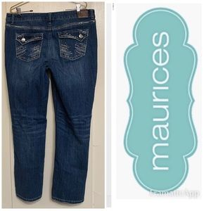 Maurices Jeans Size 14 R